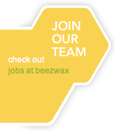 Join our team. Check out jobs at Beezwax
